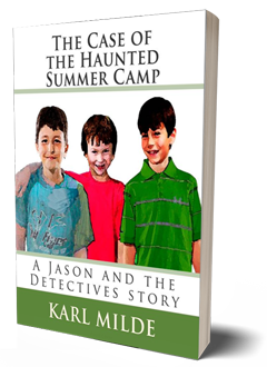 The Case of the Haunted Summer Camp